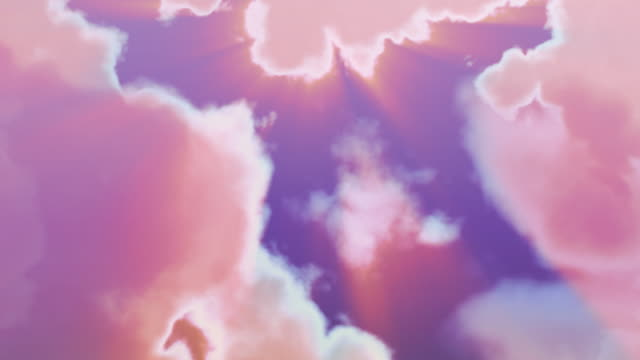Loopable, Clouds video