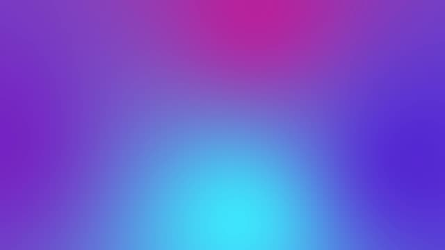 4K Loopable Color Gradient Background Animation
