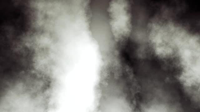 loopable dark smoky clouds hd, sd - halloween background bildbanksvideor och videomaterial från bakom kulisserna