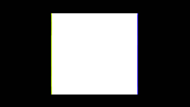 vídeos de stock e filmes b-roll de loopable dead pixel in a glitch effect with aberration chromatic for graphic design - bit código binário