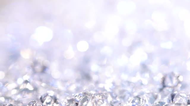 Loopable diamnond background Loopable diamnond background diamond stock videos & royalty-free footage