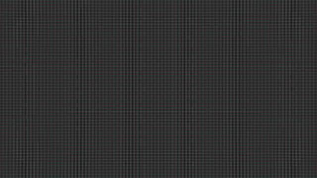 Loopable Digital Glitch on HUD screen