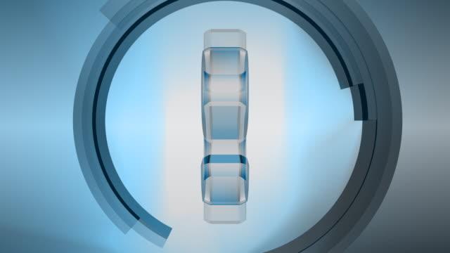 loopable, simbolo del dollaro - bonus video stock e b–roll