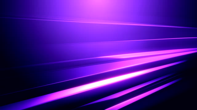 Loopable glossy abstract background video