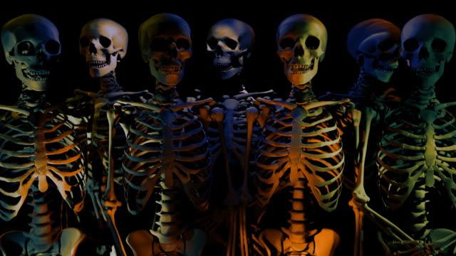 Loopable, Halloween Skeleton