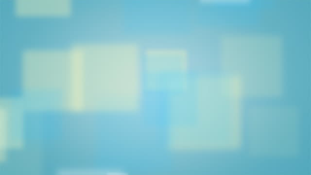loopable light blue background with fading squares - kvadratisk bildbanksvideor och videomaterial från bakom kulisserna