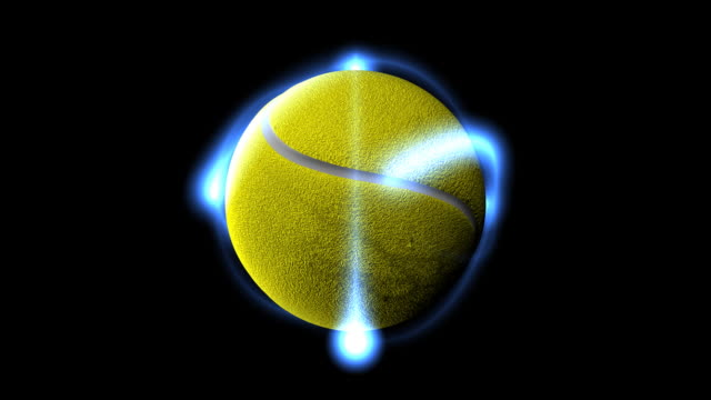 Loopable Magical Tennis ball video