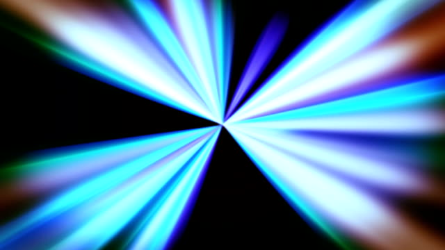 Loopable rays background video