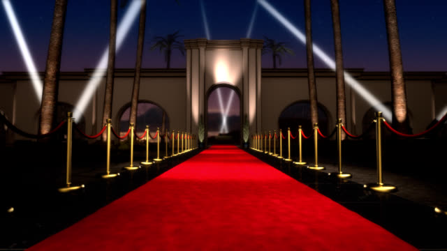 Loopable Red Carpet Event video