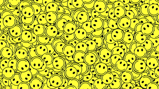 Loopable, Smiley Faces video