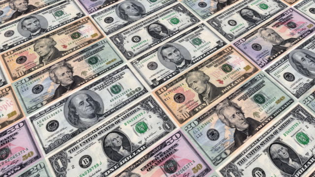 Loopable, USA, american Money Currency video