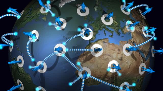 Loopable, World Communication video