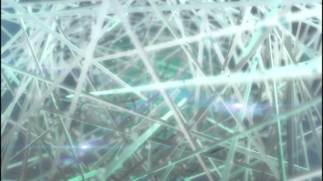 Looping HintergrundAnimation: Mikado 3 – Video