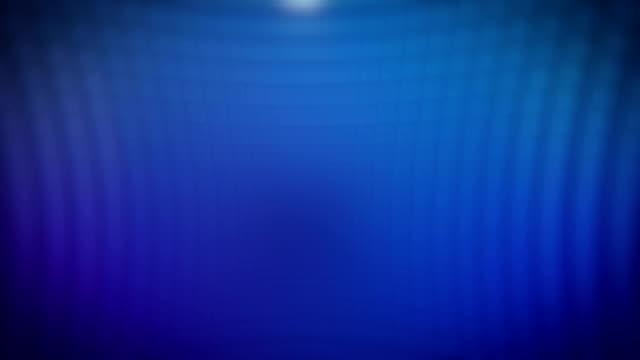 Looping Blue Bokeh video