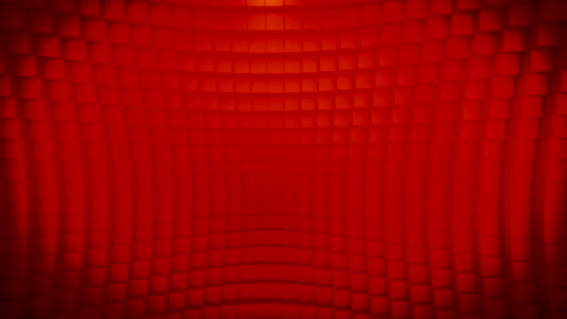 Looping Firey Cubes video