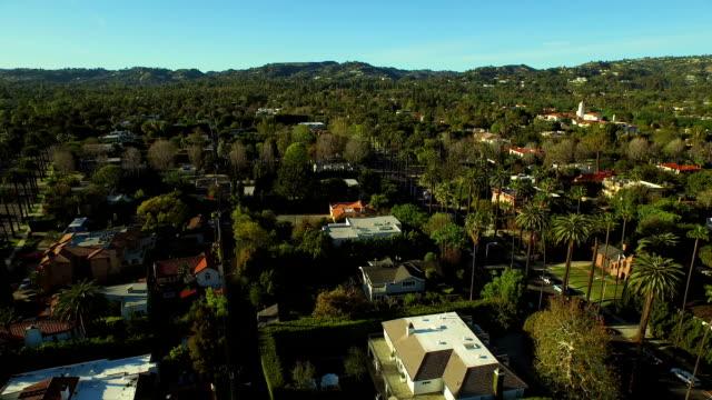 Los Angeles Aerial Beverly Hills video