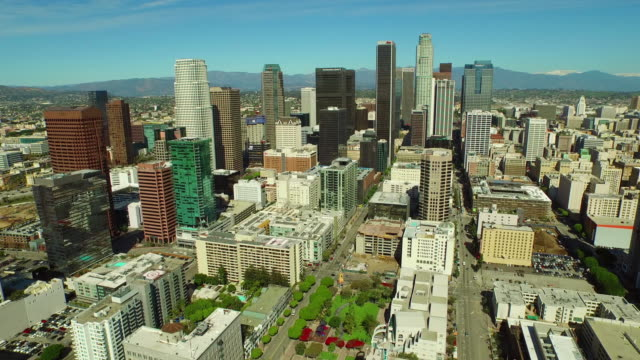 Los Angeles Aerial video