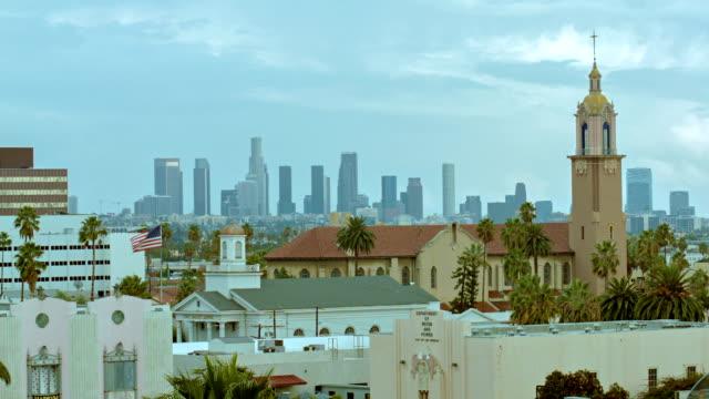 Los Angeles buildings video