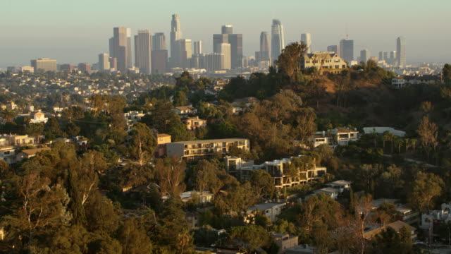 AERIAL Los Angeles, California