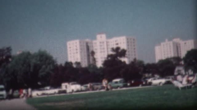 Los Angeles Park 1973 video