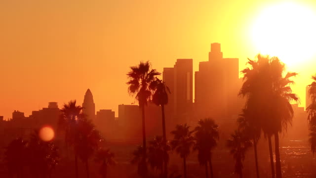 Los Angeles Timelapse video