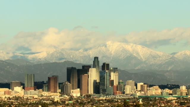 Los Angeles - Timelapse video
