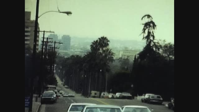 Los Angeles, USA 1979, Los Angeles street view 4