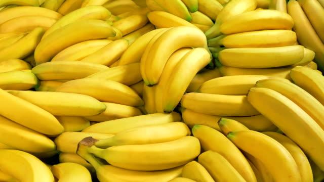 大量的香蕉移動射擊 - 香蕉 個影片檔及 b 捲影像