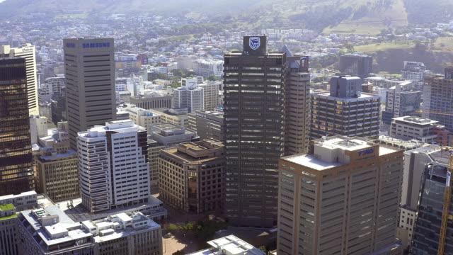 ケープタウンの街で見る多く - 南アフリカ共和国点の映像素材/bロール