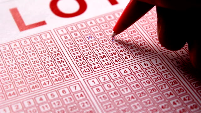 lotterie (hd - lotto stock-videos und b-roll-filmmaterial