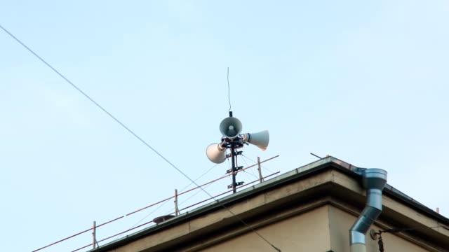 Loudspeaker On The Roof video