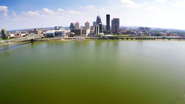 Louisville skyline video