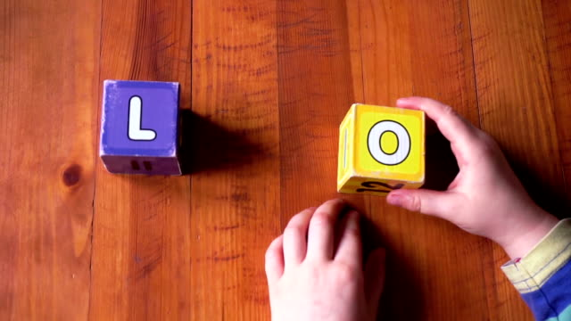 Love bricks video