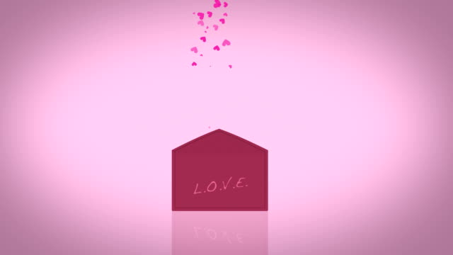 Love Delivery HD Looppable video