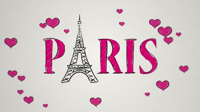 I Love Paris video