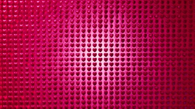 Lovely Frame of Hearts video