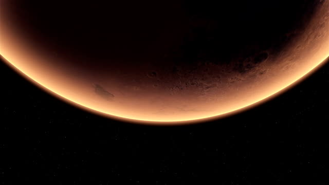 Low Angle Mars – Video