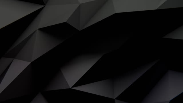Low Poly Dark Background
