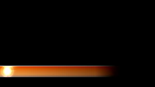 vidéos et rushes de lower troisième nouvelle entreprise troisième l3rd orange - abaisser