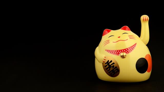 Lucky Asian Cat video