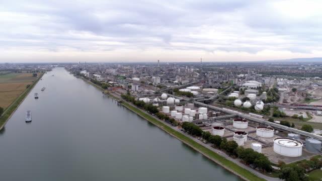 Industriegebiet Ludwigshafen – Video