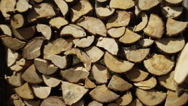 木こり - 薪点の映像素材/bロール