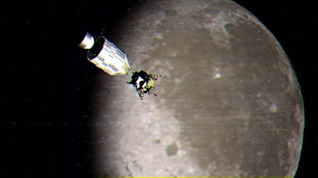 Lunar Module on the Orbit video