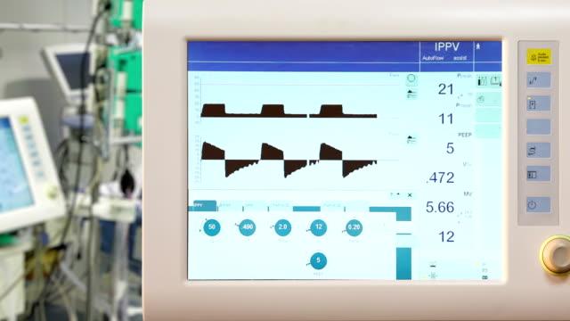 Lung ventilation in pediatric ICU video