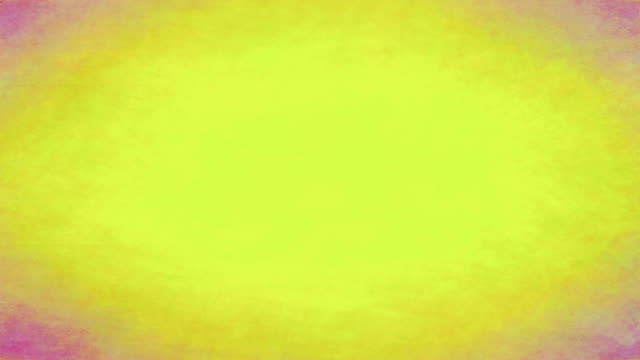 Lush abstract yellow and Pink textured background loop video
