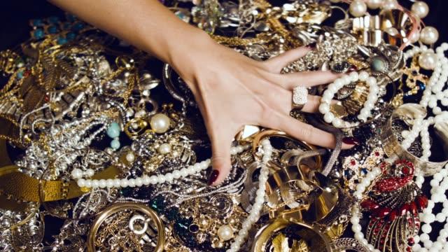 Luxurious life. Incredible wealth. Hidden treasures.