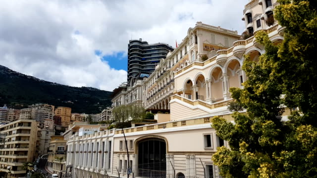 Luxury hotel palace in city center, comfortable holiday for wealthy tourists