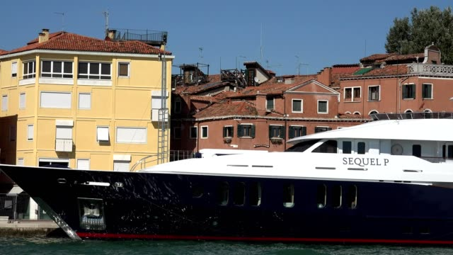 Luxury Yacht Or Super Yacht video