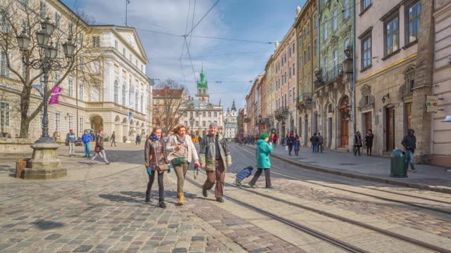 Lviv, Ukraine video