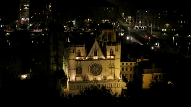 Lyon Cathedrals